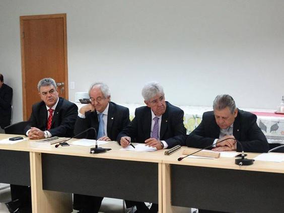 Reunião da Frente Parlamentar da Agropecuária promove reunião para iniciar os trabalhos de 2015