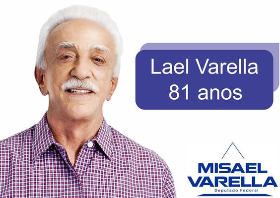 Lael Varella 81 anos