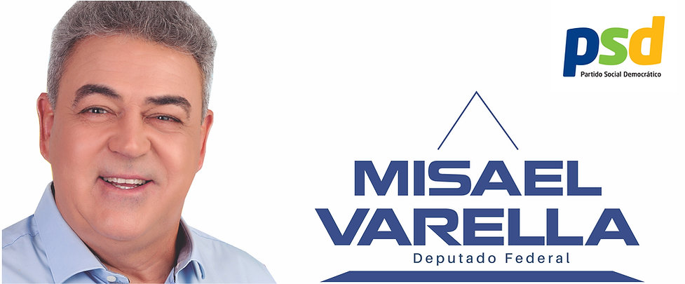 Deputado Federal Misael Varella