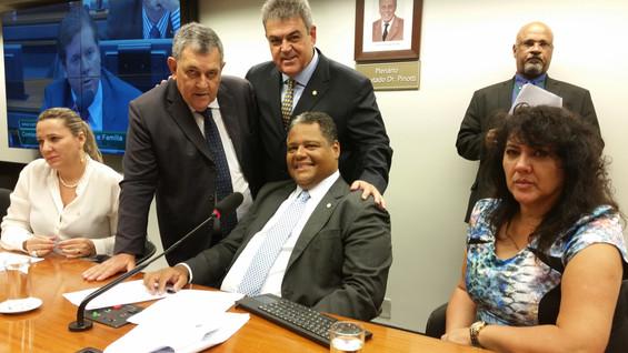 Misael Varella irá integrar Comissão de Seguridade Social e Família da Câmara