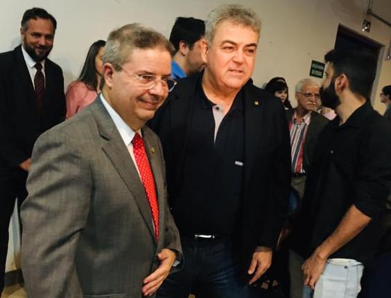 EM MURIAÉ, ANASTASIA E MISAEL PARTICIPAM DE JORNADA JURÍDICA