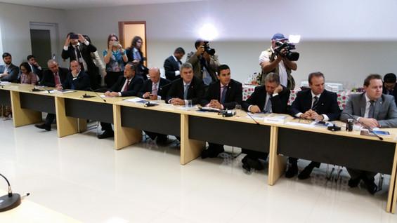 Em reunião com Eduardo Cunha, FPA discute a demarcação de áreas indígenas
