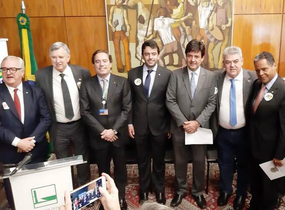 MINISTÉRIO DA SAÚDE LANÇA LINHA DE CRÉDITO PARA INSTITUIÇÕES PÚBLICAS DE SAÚDE
