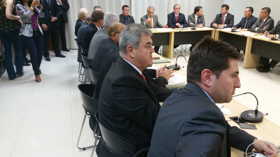 FPA promove reunião para discutir o movimento dos caminhoneiros