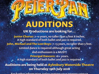 PANTOMIME OPPORTUNITIES AT SDSD