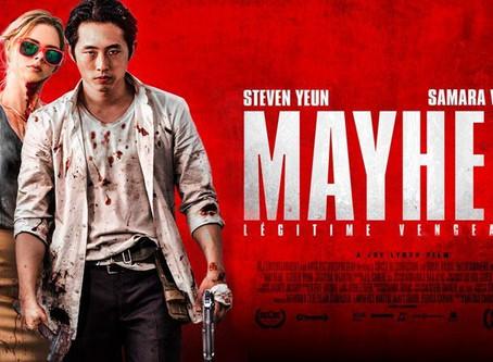 Mayhem (2017) Nic's 31 Halloween Horror Movies for 2019 Film #14