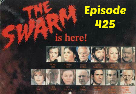 The Swarm on The B-Movie Cast!