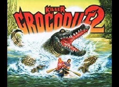 Killer Crocodile 2 (1990) Nic's 31 Halloween Horror Movies for 2019 Film #23