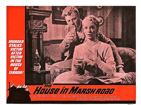 The House in Marsh Road (1960) Nic's 31 Halloween Horror Movies for 2019 Film #26