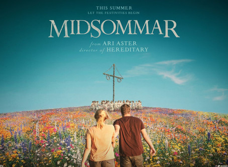 Midsommar (2019) Nic's 31 Halloween Horror Movies for 2019 Film #15