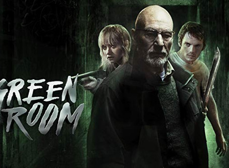 Green Room (2015) Nic's 31 Halloween Horror Movies for 2019 Film #30
