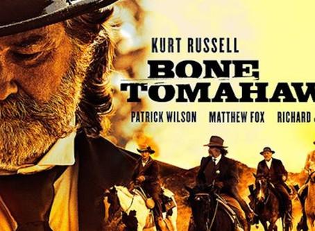 Bone Tomahawk (2015) Nic's 31 Halloween Horror Movies for 2019 Film #31