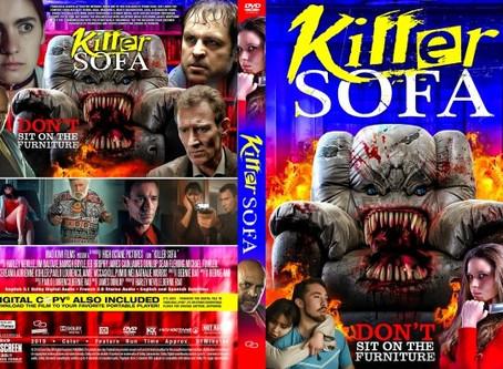 Killer Sofa (2019) Nic's 31 Halloween Horror Movies for 2019 Film #25
