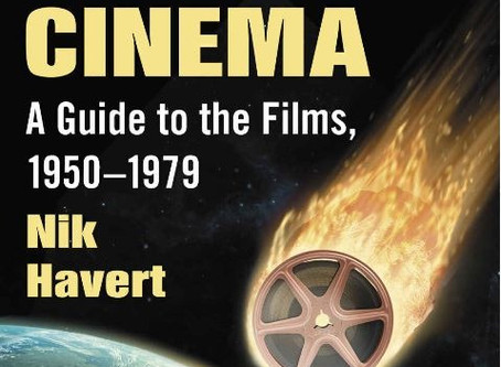Review- The Golden Age of Disaster Cinema A Guide to the Films, 1950- 1979 (McFarland, 2019)