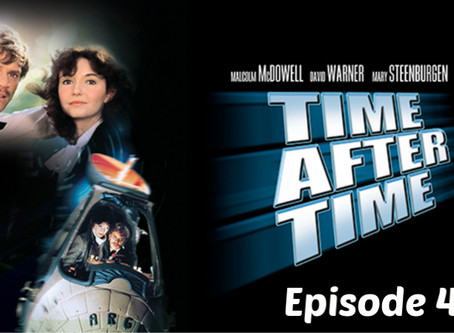 B-Movie Podcast: Time After Time