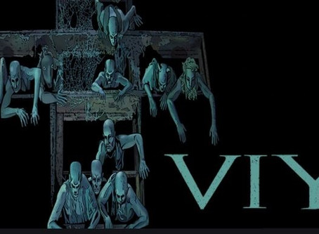 Viy (1967) Nic's 31 Halloween Horror Movies for 2019 Film #27