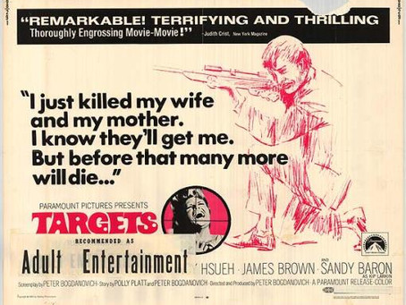 Targets: A Ripple in the Pond of Film-making