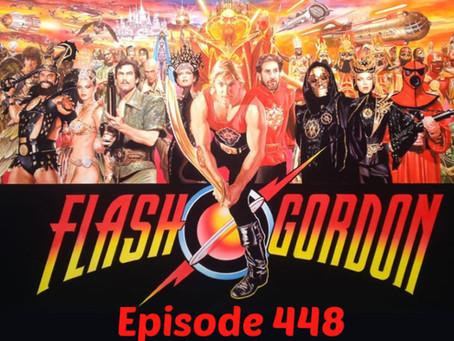 Flash Gordon 1980 on the B-Movie Cast!
