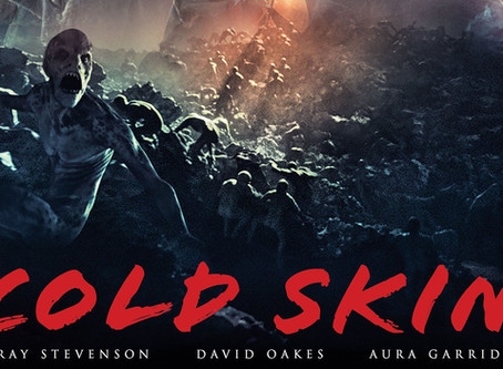 Cold Skin (2017) Nic's 31 Halloween Horror Movies for 2019 Film #28