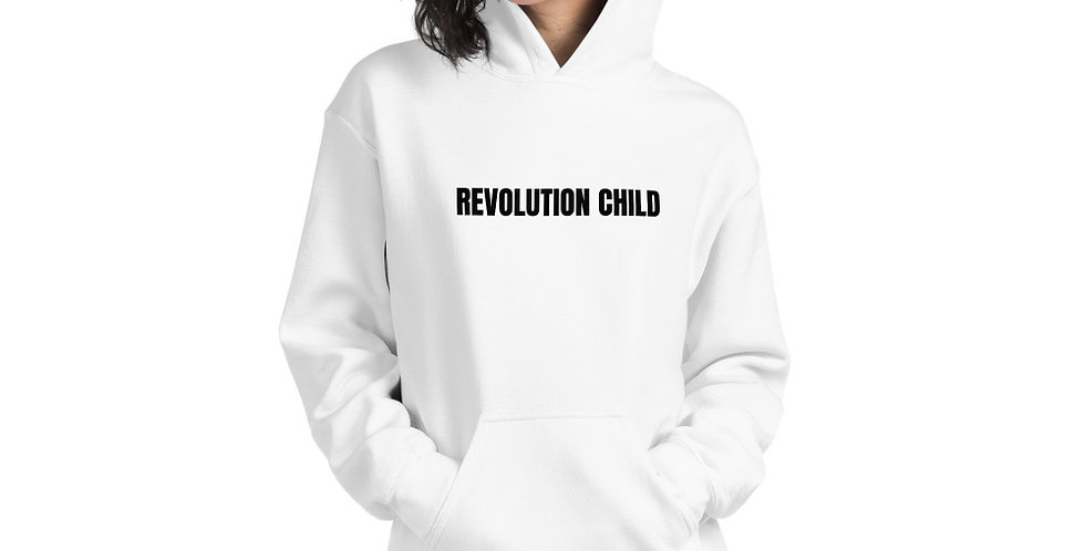 'REVOLUTION CHILD' Unisex Hoodie