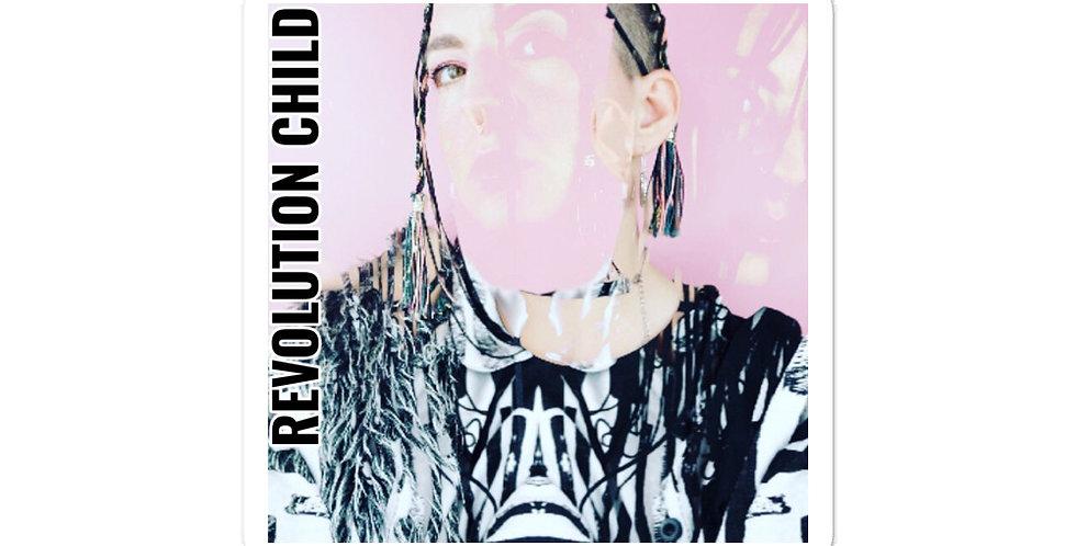 'REVOLUTION CHILD Sticker