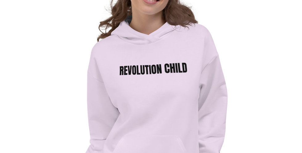 REVOLUTION CHILD 'YÓD' Unisex Hoodie