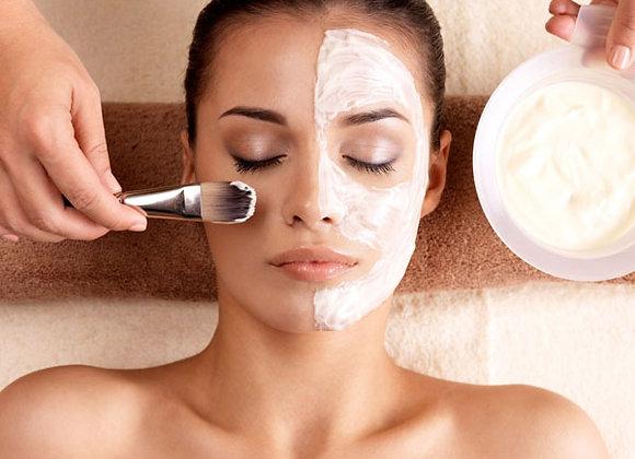 Alimentación para las células de la cara