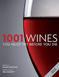 1001 wines you must try before you die.j