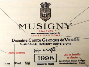 Reading wine labels - FRANCE
