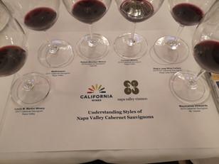 Understanding Californian wines