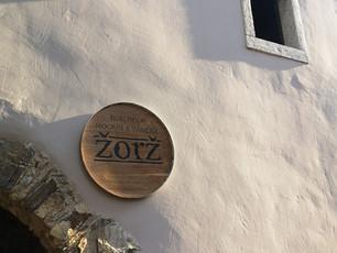 Winery visit - Vina Žorž 1696
