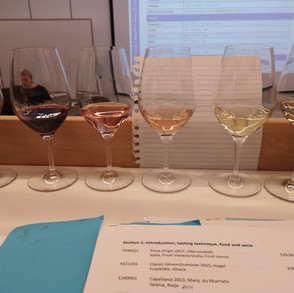 WSET level 1, Element 1: An Introduction to Wine