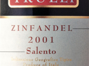Reading wine labels - ITALY