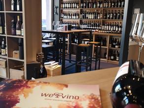 Slovenian wine, wine tasting