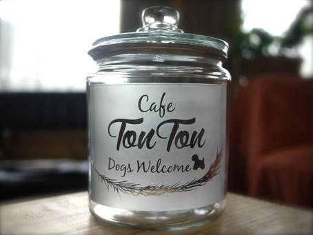 Cafe Ton Ton さんがオープンしました〜☆