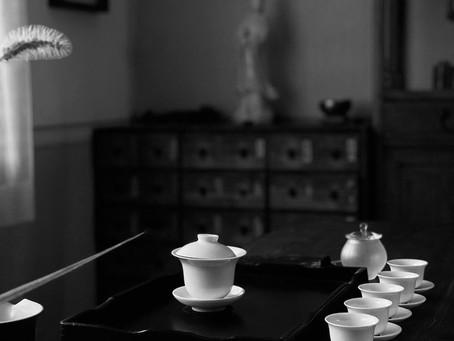 白露の茶事 季節の台湾中国茶を味わう
