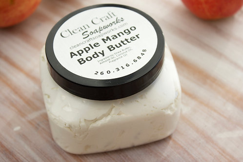 Clean Craft Soapworks Body Butters