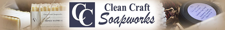Clean Craft Soapworks - Handmade soaps and more.