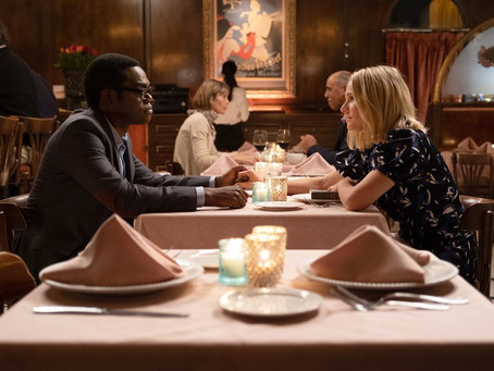 """A Meditation on Life, Death, and Meaning in """"The Good Place"""""""