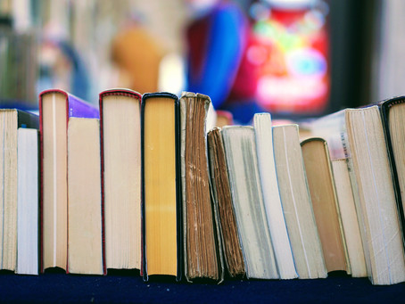 30 Books in 30 Different Genres