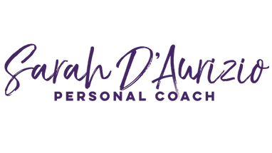 Sarah D'Aurizio - Name logo_personal coa
