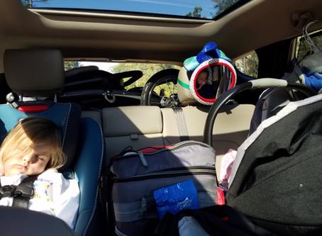 Road Trips & Happy Kids