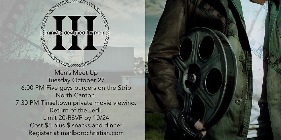 III Men's Meet Up