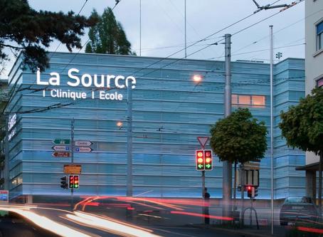 06-07-08-09 décembre 2017: Stand Maili dans le hall de la Clinique de La Source (Lausanne) de 10.00