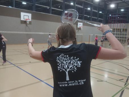 Sport et action d'entraide pour Maili !