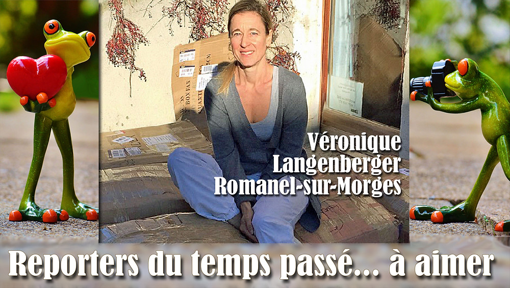 Véronique Langenberger article Association Maili Journal de la région de Cossonay