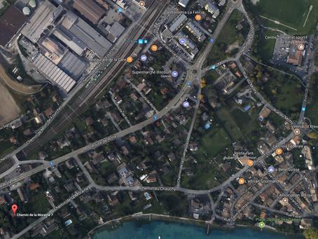 22-23-24-25 novembre: Portes ouvertes Maili chez Marina à Saint-Prex.