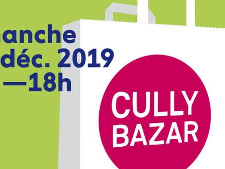 1er décembre Marché de Cully 10h-18h (Pl. Hôtel de Ville)