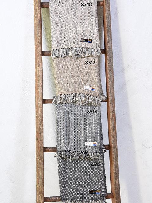 pashmina écharpe châle cachemire laine chaude épaisse tissage huit plis association Maili