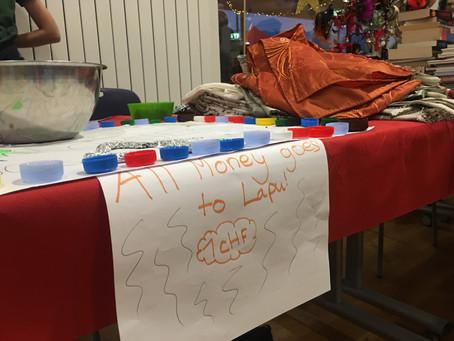 Energie et motivation des élèves de l'Ecole Haut-Lac!!